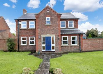 Thumbnail 4 bed detached house for sale in Queen Elizabeth Drive, Scalby, Scarborough