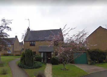 Thumbnail 3 bed detached house to rent in Hollybush Road, Hook Norton