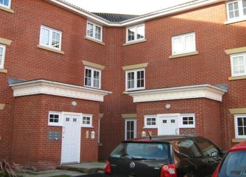 Thumbnail 2 bed flat for sale in Brookhey, Hyde