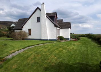 Thumbnail 5 bed detached house for sale in Borve, By Portree