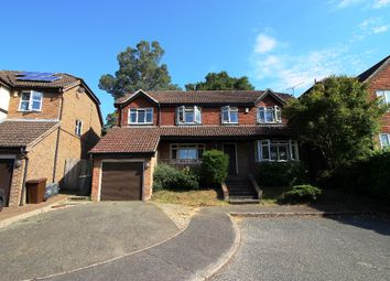 4 bed detached house for sale in Griggs Way, Borough Green, Sevenoaks TN15