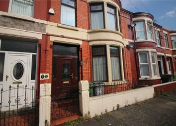 Thumbnail 3 bed terraced house to rent in Alverstone Road, Wallasey, Merseyside