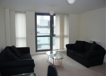Thumbnail 1 bed flat to rent in Available September Centenary Plaza, Holliday Street