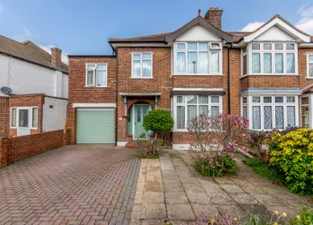 Thumbnail 4 bedroom detached house for sale in Church Hill Road, North Cheam, Sutton