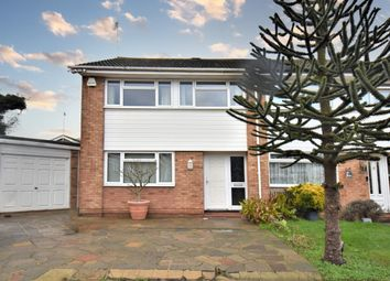 Thumbnail 3 bed semi-detached house for sale in Glendale, Swanley