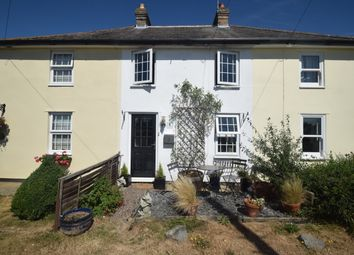 Thumbnail 2 bed terraced house for sale in Canada Cottages, Lindsey, Ipswich