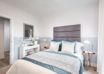 Thumbnail 1 bedroom flat for sale in Hersham Road, Hersham, Walton-On-Thames