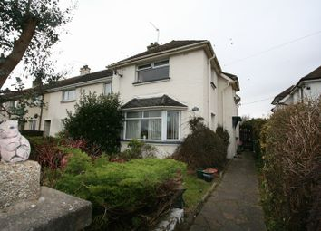 Thumbnail 2 bed end terrace house for sale in Gileston Road, St. Athan, Barry
