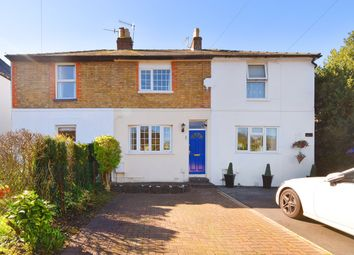 Thumbnail 2 bed terraced house for sale in Valley Road, River, Dover