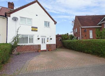 Thumbnail 3 bed semi-detached house for sale in Cedar Grove, Winsford, Cheshire