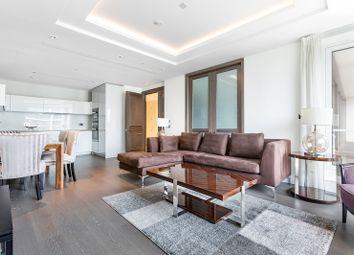 Thumbnail 3 bed flat to rent in Radnor Terrace, Lord Kensington House, Kensington, London