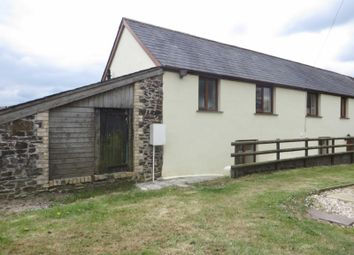Thumbnail 3 bed detached house to rent in Shebbear, Beaworthy