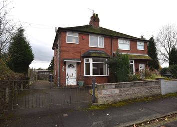 Thumbnail 3 bed semi-detached house for sale in Links Avenue, Newcastle-Under-Lyme