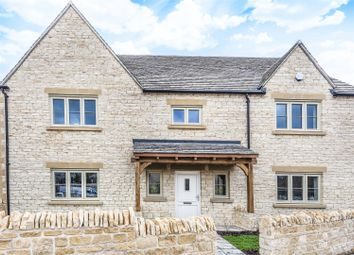 Thumbnail 5 bedroom detached house for sale in Siddington, Cirencester