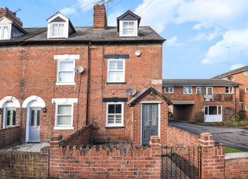 Thumbnail 3 bed end terrace house for sale in Barkham Road, Wokingham, Berkshire