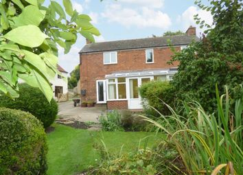 Thumbnail 3 bed property for sale in Weldon Road, Hemswell, Gainsborough