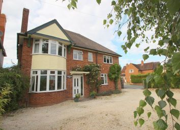 Thumbnail 5 bed detached house for sale in Evesham Road, Stratford-Upon-Avon