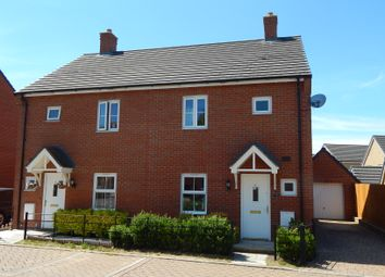 Thumbnail 3 bedroom semi-detached house for sale in The Avenue, Didcot