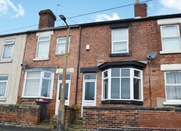 Thumbnail 2 bedroom terraced house for sale in Crossland Street, Swinton, Mexborough, South Yorkshire