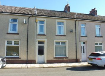 Thumbnail 3 bed terraced house for sale in Coronation Terrace, Rhymney, Tredegar