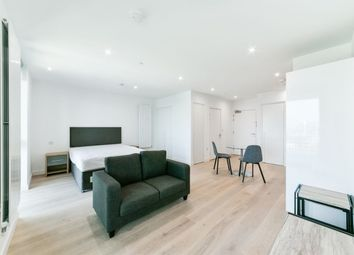 Pinnacle House, Royal Wharf, Docklands E16. Studio to rent          Just added