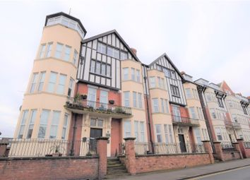 Thumbnail 3 bed flat to rent in Wellington Road, New Brighton, Wallasey