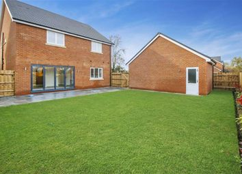 Thumbnail 4 bed detached house for sale in Yardley Road, Olney, Olney, Buckinghamshire