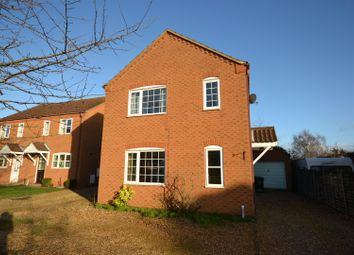 Thumbnail 3 bedroom detached house for sale in Wallace Twite Way, Dersingham, King's Lynn