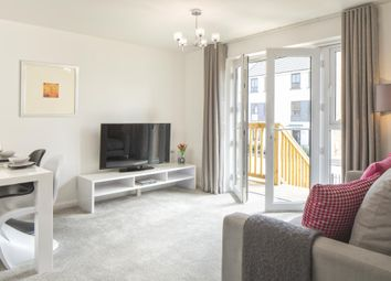 "Thumbnail 2 bedroom flat for sale in ""Concorde"" at Square Leaze, Patchway, Bristol"
