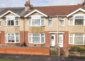 Thumbnail 3 bed terraced house for sale in Downs Park Crescent, Totton, Southampton