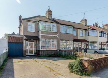 Thumbnail 3 bed semi-detached house for sale in Crow Lane, Romford