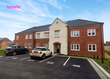 Thumbnail 2 bed flat to rent in Trevelyan Close, Earsdon View, Shiremoor.