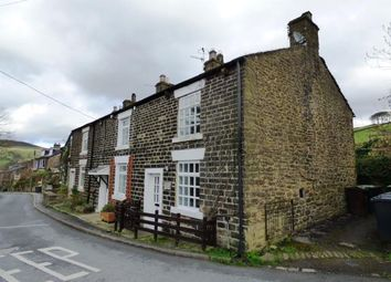 Thumbnail 2 bedroom end terrace house for sale in Kinder Road, Hayfield, High Peak, Derbyshire