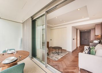 Thumbnail 1 bed flat to rent in Circus Village West, Battersea Power Station