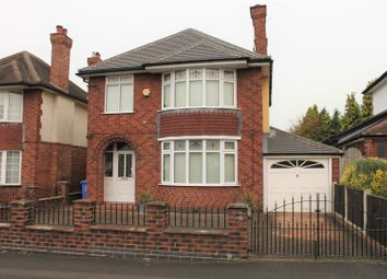 Thumbnail 3 bed detached house for sale in Quarn Drive, Allestree, Derby