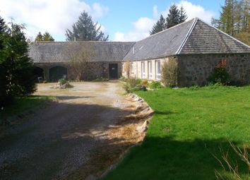 Thumbnail 4 bed detached house for sale in Ruallan House, Cawdor, Nairn
