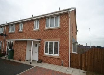 Thumbnail 2 bedroom semi-detached house to rent in Weddell Court, Thornaby, Stockton-On-Tees