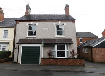 Thumbnail 3 bed detached house for sale in Wood Street, Church Gresley