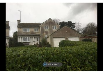 Thumbnail 4 bed detached house to rent in Whitecross Drive, Weymouth