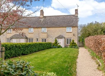 Thumbnail 2 bed end terrace house to rent in Bibury Road, Coln St. Aldwyns, Cirencester, Gloucestershire