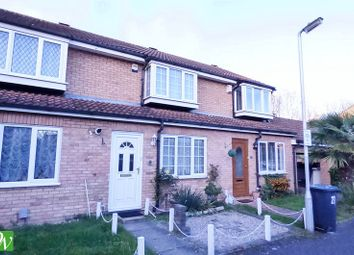 Thumbnail 2 bedroom terraced house to rent in Beeston Drive, Cheshunt, Waltham Cross