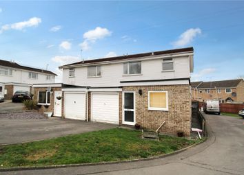 Thumbnail 3 bed detached house for sale in Brookdene, Haydon Wick, Swindon
