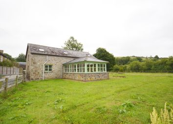 Thumbnail 3 bed barn conversion for sale in Rhydargaeau, Carmarthen