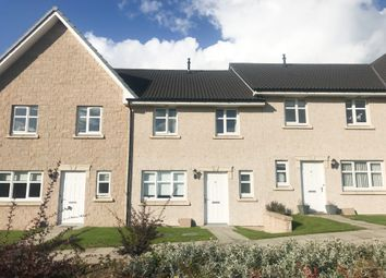 Thumbnail 2 bedroom terraced house to rent in 17 Broadshade Drive, Westhill, Aberdeenshire