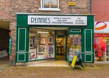 Thumbnail Retail premises to let in 30 Burscough Street, Ormskirk, Lancashire