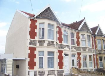 Thumbnail 2 bed flat to rent in Mendip Road, Weston-Super-Mare