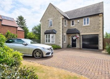 Thumbnail 4 bed detached house for sale in John Chiddy Close, Bristol