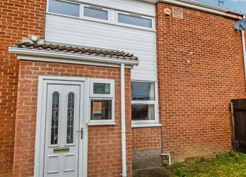 Thumbnail 3 bed end terrace house for sale in Porlock Drive, Minehead Road, Hull