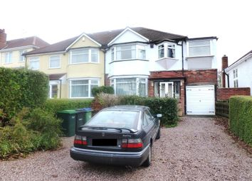 Thumbnail 4 bedroom semi-detached house for sale in Perry Hill Road, Oldbury