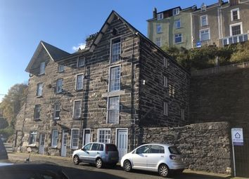 Thumbnail 2 bed flat to rent in Corn Hill, Porthmadog